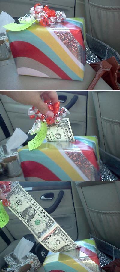 16 ingeniosas maneras de regalar dinero sin que se vea mal