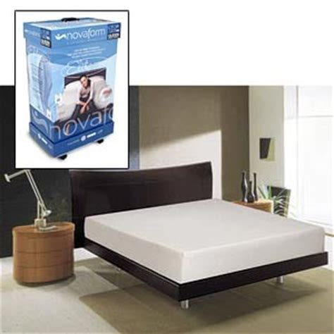 Novaform Mattress Box by Novaform Elite Memory Foam Mattress Mattress Reviews