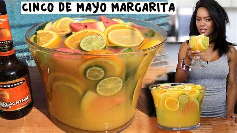 margarita cinco de mayo cinco de mayo cadillac margarita bowl tipsy bartender