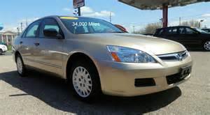 2006 honda accord vp beige 34 484 like new jm auto