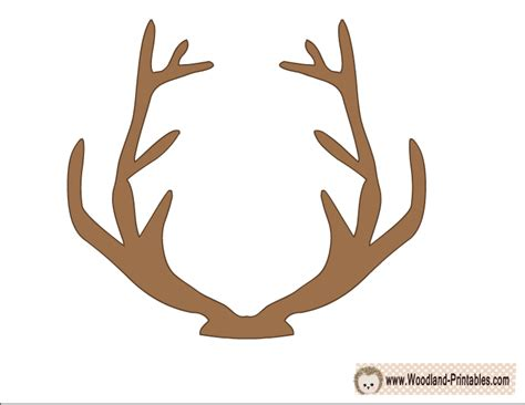 Blue Wall Stickers free printable woodland animals photobooth props