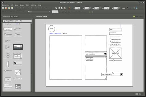 evolus pencil templates user interface what is a way to quickly develop a