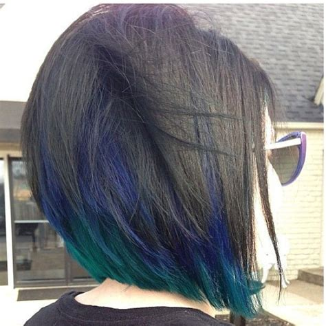 bob hairstyles with color underneath 20 hottest new highlights for black hair popular haircuts