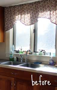Decorating Ideas For Kitchen Window Treatments Not Your Usual Kitchen Window Treatment