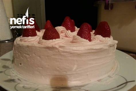 resimleri kolay kremali yas pasta 21 kolay 199 ilekli yaş pasta nefis yemek tarifleri