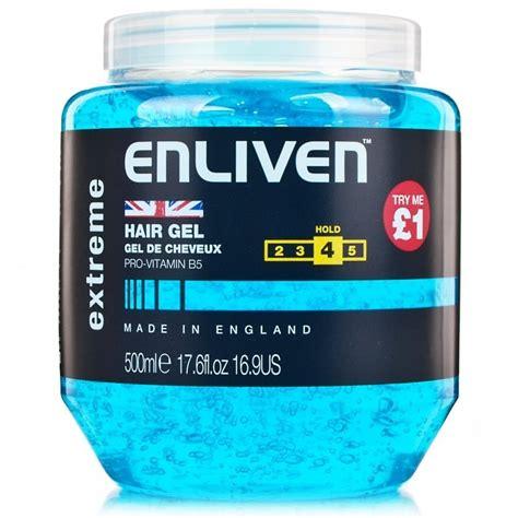 Extrim Gel hair gel enliven hair gel blue chemist