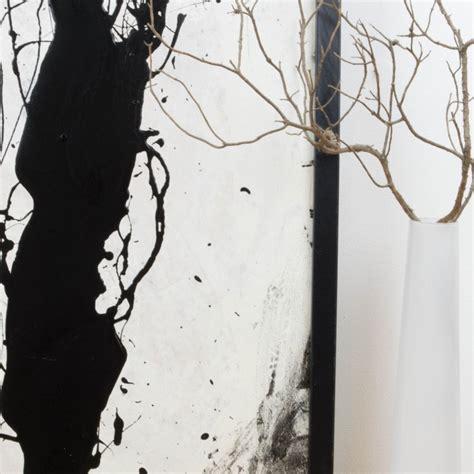imagenes oscuras abstractas oscura presencia 2009 pintura abstracta pinturas arte