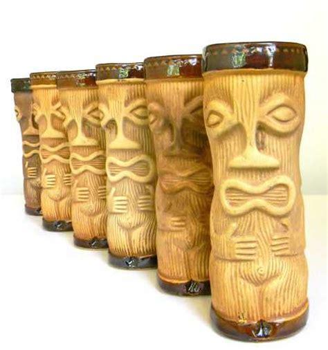 Soused Pacific: 15 Terrific Ceramic Vintage Tiki Mugs   Urbanist