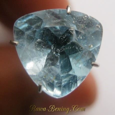 Promo Terlaris Batu Permata Kecubung Ungu Amethyst 5pcs promo batu permata topaz sky blue triangular cut 3 45 carat