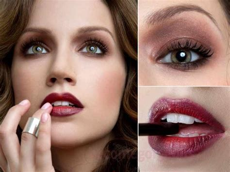christmas makeup ideas for women in 2018 fashioneven