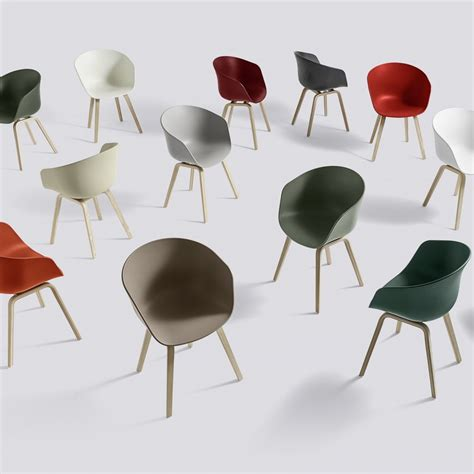 Hay About A Chair by Hay About A Chair Aac22 Khaki Stoel The Shop