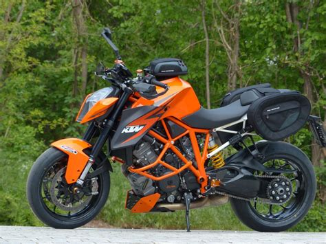 Schnellstes Motorrad F R A2 by Ktm 1290 Superduke R Sw Motech Teile