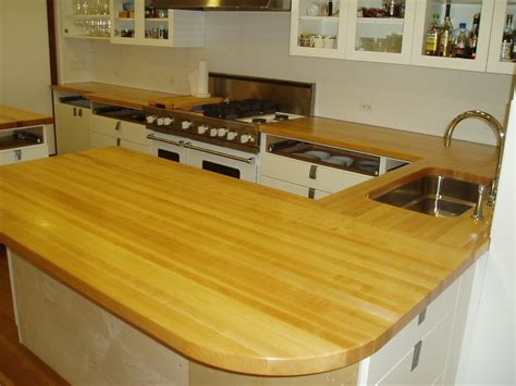 wood countertops gallery custom