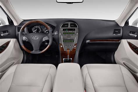 lexus es 350 dashboard 2010 lexus es350 lexus luxury sedan review automobile