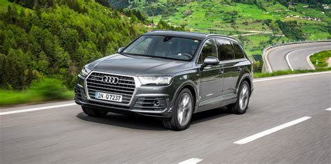 Audi Large Suv by Audi Q7 A Lot Of Testing Done Locally For New Large Suv