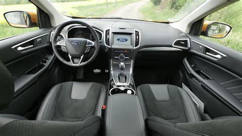 neuer ford edge test fahrbericht autogefuehl