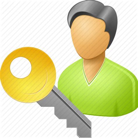 Finder Login Log In Password Register Secret Key Secure Security User Login Icon Icon