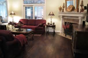 Hardwood Floor Living Room Bathroom Fireplace Remodel Hardwood Flooring Traditional Living Room Dallas By The