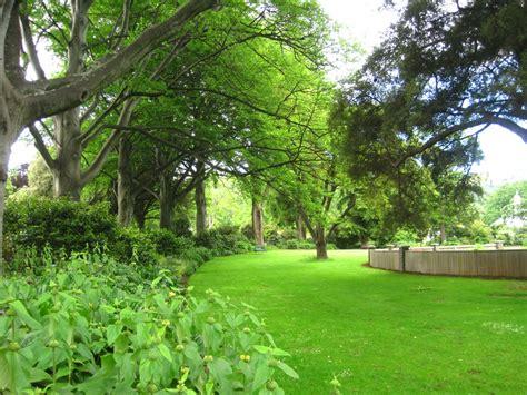 Dunedin Botanic Gardens Pathways Of Dunedin Botanic Garden A S Throw
