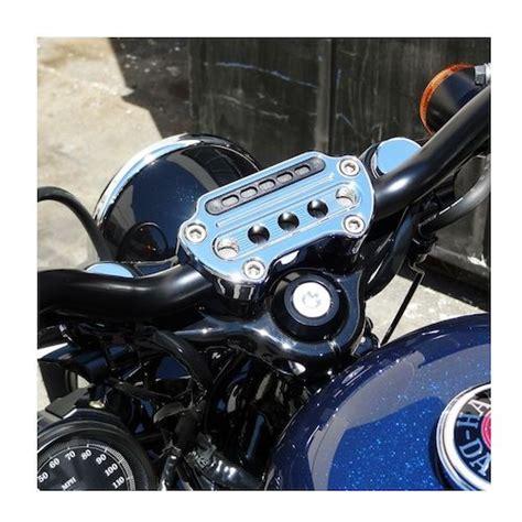 sportster handlebar cl indicator lights joker machine riser handlebar top cl indicator light