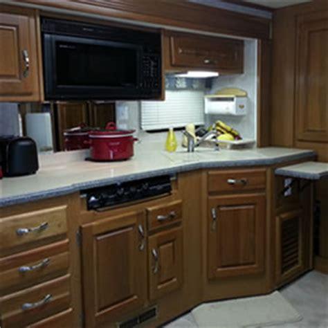 Kitchen Countertop Inserts by Rv Kitchen Usa Rv Nomads