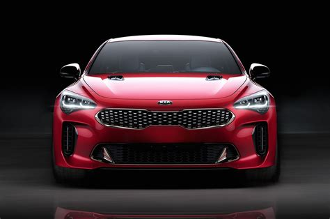kia stinger reviews research new used models motor trend