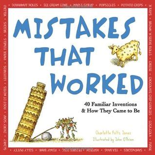 other takes mistakes books mistakes that worked by foltz jones reviews