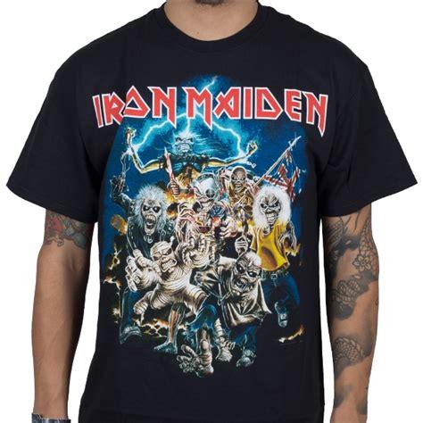 iron maiden the best of iron maiden quot best of the beast quot t shirt indiemerchstore