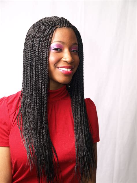 picture of senegalese twist stunning and quick weave hairstyles for black women part 16