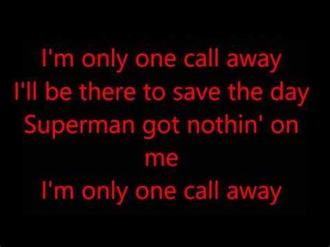i m the one who got away a memoir books puth one call away lyrics