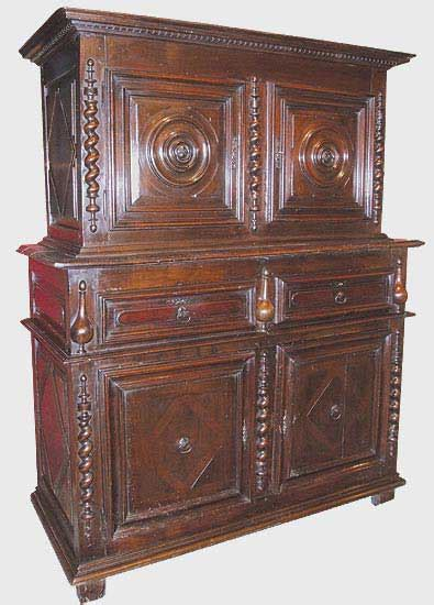 Meuble D Entre 2071 by Style Louis Xiii Mobilier