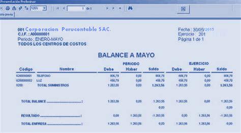 descargar excel del balance de comprobacion 2015 formato del balance de comprobacion para el 2015
