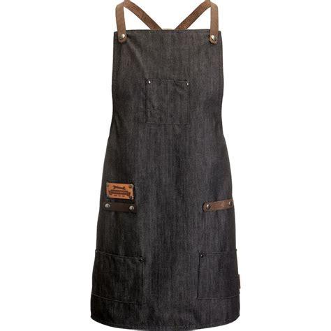 Appron Celemek Denim st anthony industries custom denim and leather shop apron backcountry