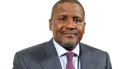 Africa S Richest Aliko Dangote Plans More Investments In Zambia by Aliko Dangote
