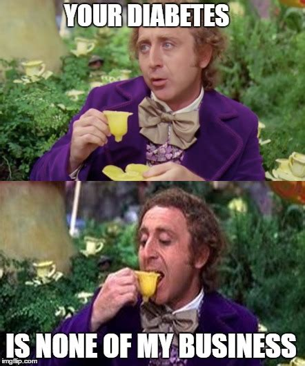 Willy Wonka Meme Maker - not wonka s business imgflip