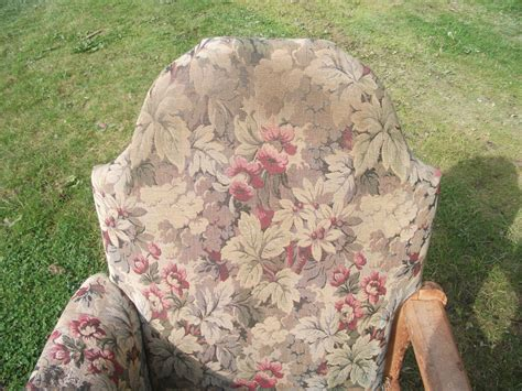 antique upholstered armchairs antique carolean style upholstered armchair antiques atlas