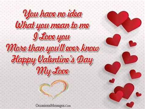 happy valentines day texts valentines day messages for thin