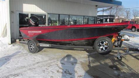 warrior boats minnesota warrior boats for sale boats