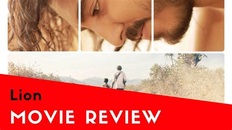 lion film youtube lion movie review youtube