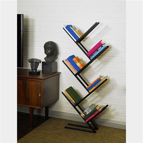 cheap book rack twig bookcase black faktura design touch of modern