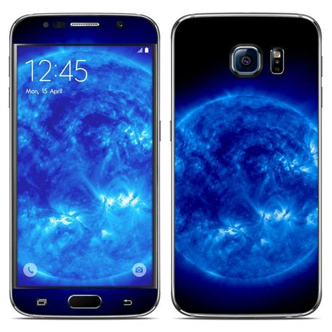 live themes for galaxy s6 samsung galaxy s6 skin blue giant decalgirl