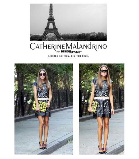 catherine malandrino designation laser cut shift faux leather black dress  nwt ebay