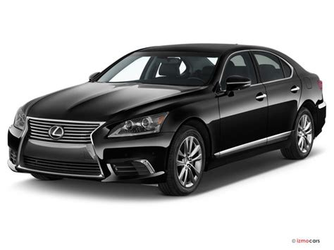 2016 Lexus Ls 2016 Lexus Ls Pictures Angular Front U S News World