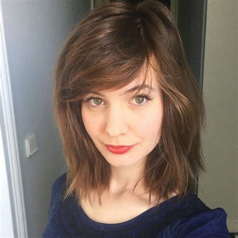 Bob Hairstyles With Side Bangs by 50 Bob Haircuts And Hairstyles With Bangs