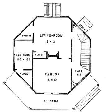 Small Octagon House Plans by File H7g Fowler Plan Small Jpg Wikimedia Commons