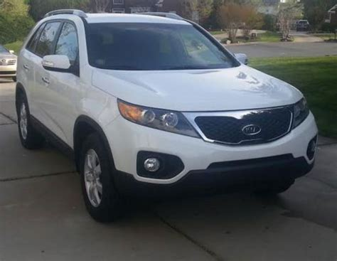 Buy Used Kia Sorento Buy Used 2013 Kia Sorento Lx Like New Just 9000 Mileage