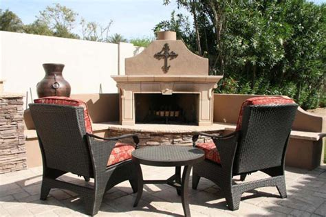 awesome pits outdoor fireplaces and features in precast fireplace attractive