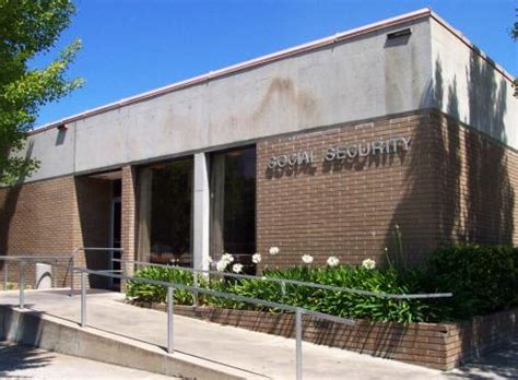 Social Security Office In by Modesto Ca Social Security Offices
