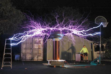 Doctor Who Tesla Coil Tesla Downunder Freedoms