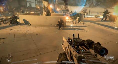 Killzone Shadow Fall Ps4 Reg 2 eb expo killzone shadowfall multi gameplay on press start australia